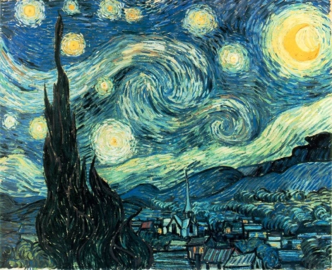 015VanGogh-StarryNight